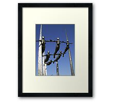 'Formation'  by Rick Kirby - Ipswich, Suffolk Framed Print