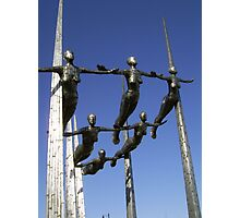 'Formation'  by Rick Kirby - Ipswich, Suffolk Photographic Print
