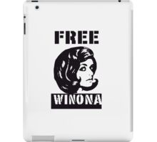 Free Winona iPad Case/Skin