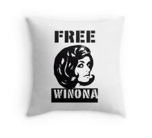 Free Winona Throw Pillow