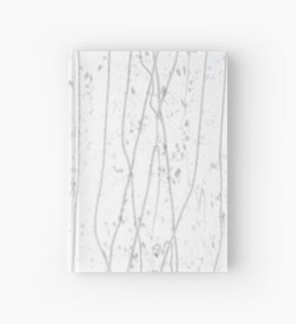 Mardi Gracious Vanilla Sky Stringers of Love Hardcover Journal