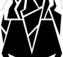 ODST Staff Shirt (Halo) Sticker