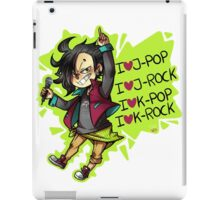 Love Asia music iPad Case/Skin