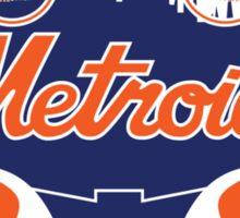 Metroids Sticker