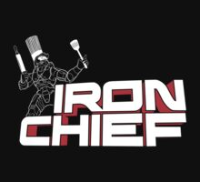 Iron Chief by TedDastickJr