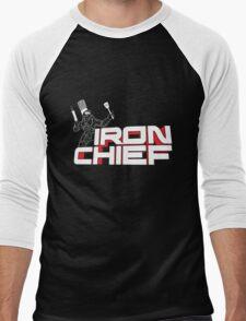 Iron Chief Men's Baseball ¾ T-Shirt
