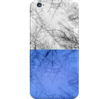 Bare trees branches iPhone Case/Skin