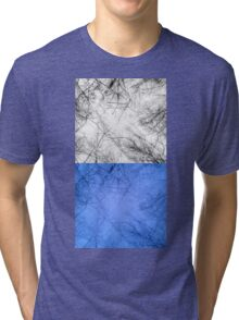 Bare trees branches Tri-blend T-Shirt