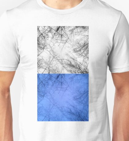 Bare trees branches Unisex T-Shirt