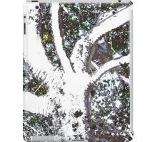 A Day At The Arboretum #3 - Treeish Framework #1 iPad Case/Skin