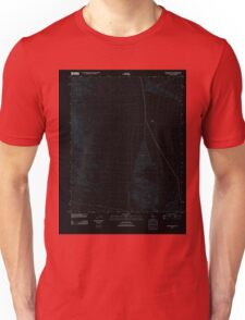 USGS TOPO Map California CA Silurian Valley 20120312 TM geo Inverted Unisex T-Shirt