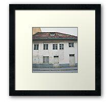 Bad Tölz Abode Framed Print