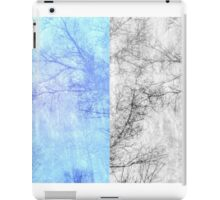 Bare trees branches 2 iPad Case/Skin