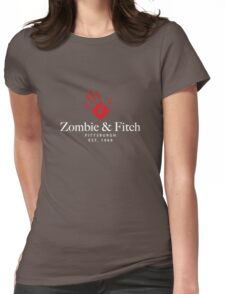 Zombie & Fitch Womens Fitted T-Shirt