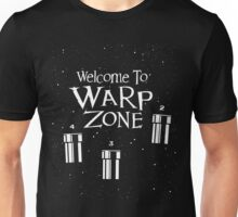Welcome to Warp Zone Unisex T-Shirt