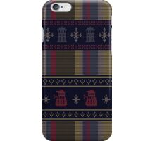 Who's Scarf iPhone Case/Skin