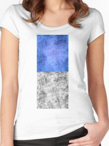 Bare trees branches 4 Women's Fitted Scoop T-Shirt