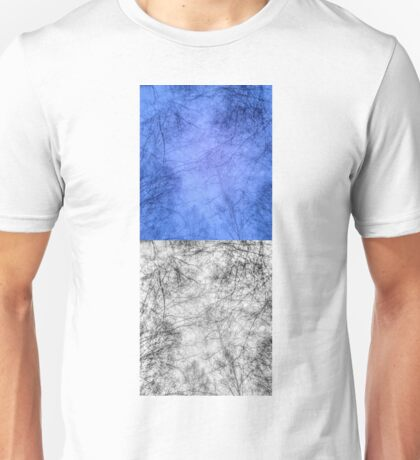 Bare trees branches 4 Unisex T-Shirt