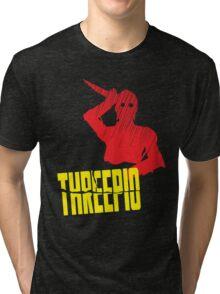 Threepio Tri-blend T-Shirt