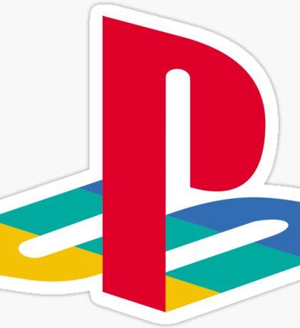 PlayStation Sticker
