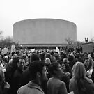 Women's March On Washington - Hirshhorn Museum by Matsumoto