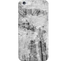 Bare trees branches 5 iPhone Case/Skin