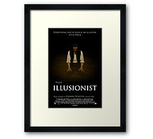 The Illusionist Framed Print