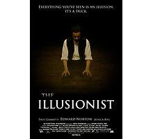 The Illusionist Photographic Print