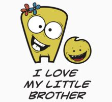 I LOVE MY LITTLE BROTHER by monsterfriends
