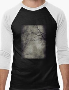 Dark trees Men's Baseball ¾ T-Shirt