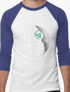 Outlook Not So Good Men's Baseball ¾ T-Shirt