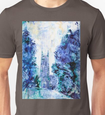Duke Chapel- Duke University Unisex T-Shirt