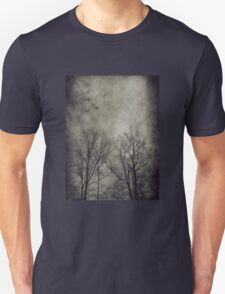 Dark trees 2 Unisex T-Shirt