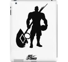 Darius Dunk Master iPad Case/Skin