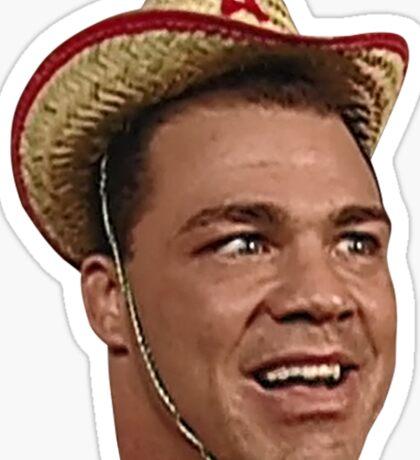 Cowboy Kurt! Sticker