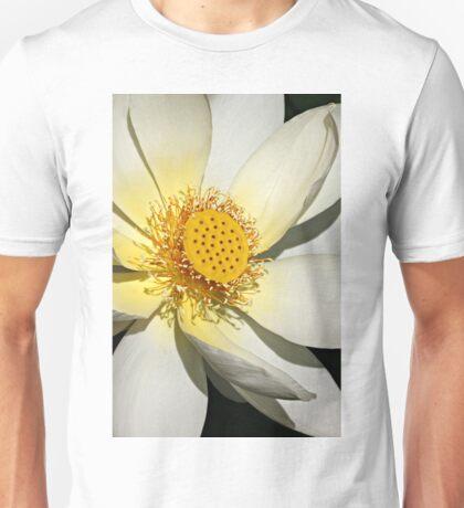 Lovely lotus Unisex T-Shirt