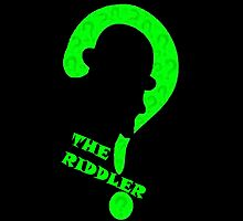 Riddler question mark alternative by Skeegans