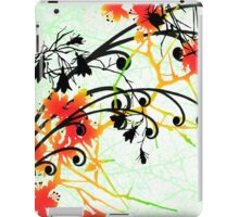 Slice of Spice Floral Bouquet Print iPad Case/Skin