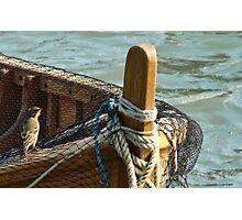 Gone Fishing Photographic Print
