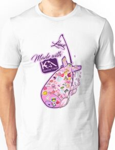 Made with love Unisex T-Shirt