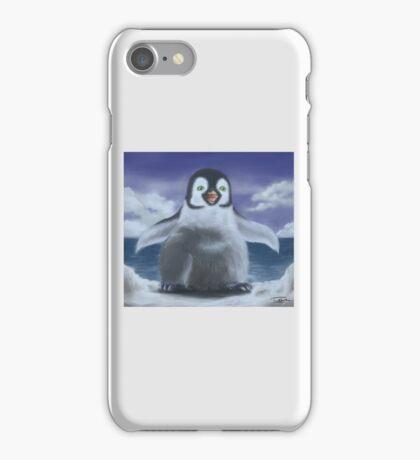 A little penguin iPhone Case/Skin