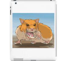 Werehamster iPad Case/Skin