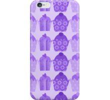 Purple Cakes iPhone Case/Skin