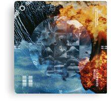 Clockwork Indigo - Flatbush Zombies - The Underachievers Canvas Print