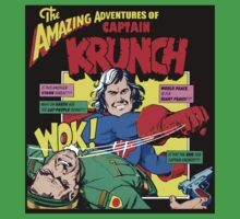 Captain Krunch Kids Tee