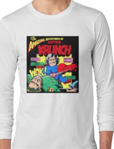Captain Krunch Long Sleeve T-Shirt