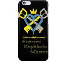Keyblade Master iPhone Case/Skin