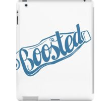 2 Litre Boosted Popbottle - BLUEBERRY iPad Case/Skin