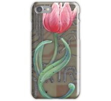 tech tulip by thomas jacobson 2008 iPhone Case/Skin