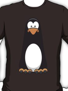 Pablo the Pensive Penguin T-Shirt
